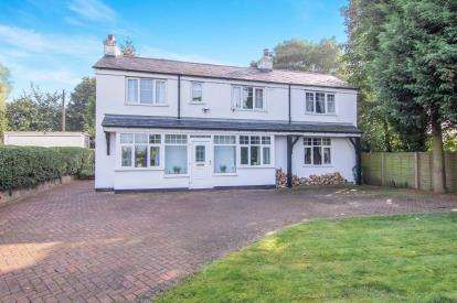 4 Bedrooms Detached House for sale in Station Hill, Fillongley, Coventry, Warwickshire