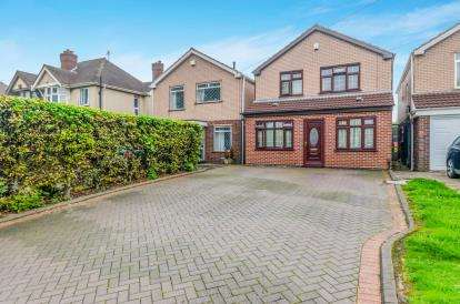 4 Bedrooms Detached House for sale in Bilston Road, Willenhall, West Midlands