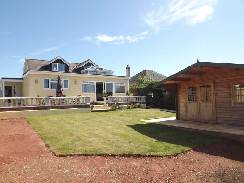 4 Bedrooms Detached Bungalow for sale in Nut Bush Lane, Chelston, Torquay