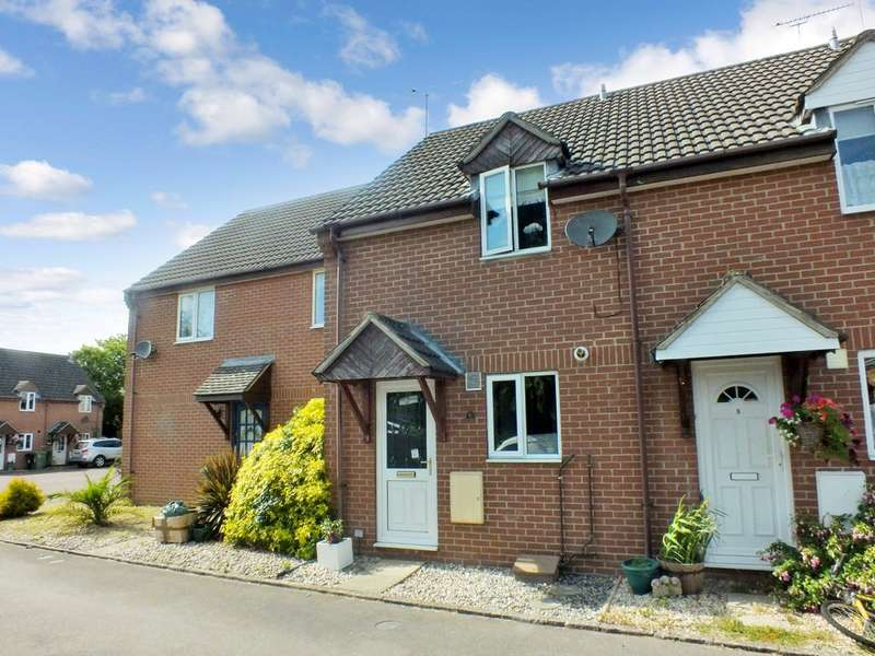 2 Bedrooms Terraced House for sale in Watchfield
