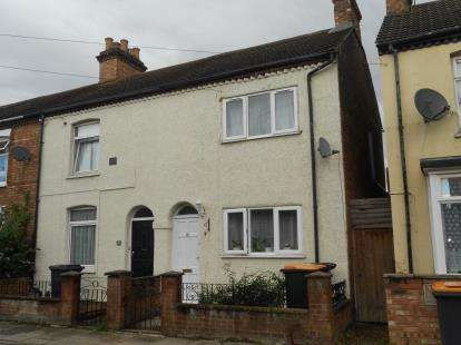 3 Bedrooms End Of Terrace House for sale in Edward Road, Bedford, Bedfordshire