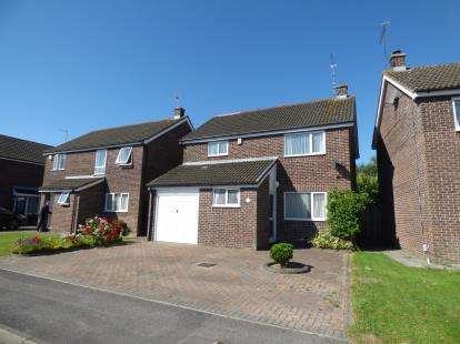 4 Bedrooms Detached House for sale in Benwell Close, Westlea, Swindon, Wiltshire
