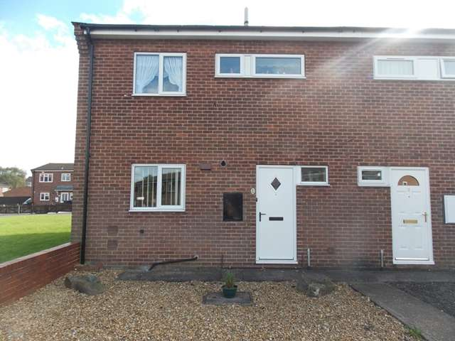 2 Bedrooms Town House for sale in Lings Close, Ilkeston, Derbyshire