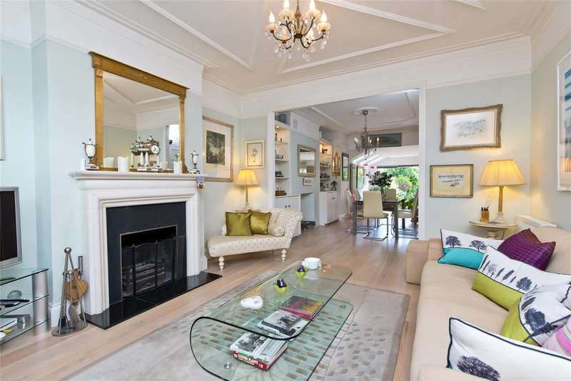 4 Bedrooms Terraced House for sale in Wimbledon Park Road, London, SW18
