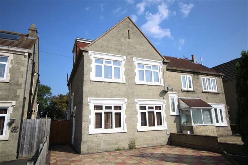 4 Bedrooms Property for sale in Collett Avenue, Swindon, Wiltshire