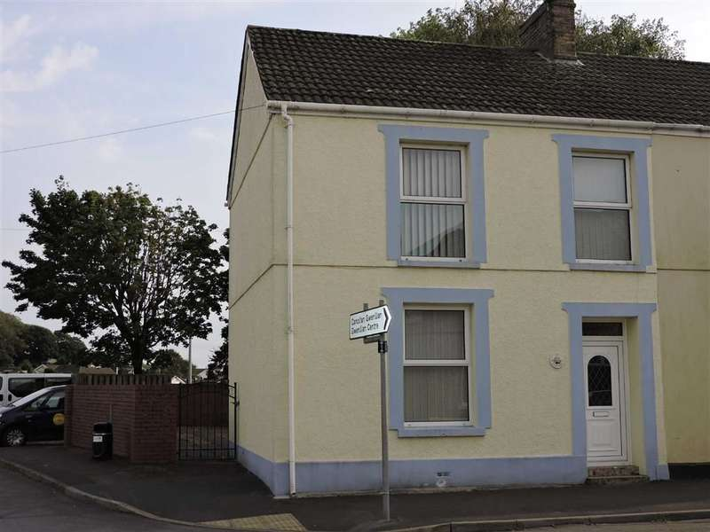 3 Bedrooms Semi Detached House for sale in Station Road, Kidwelly