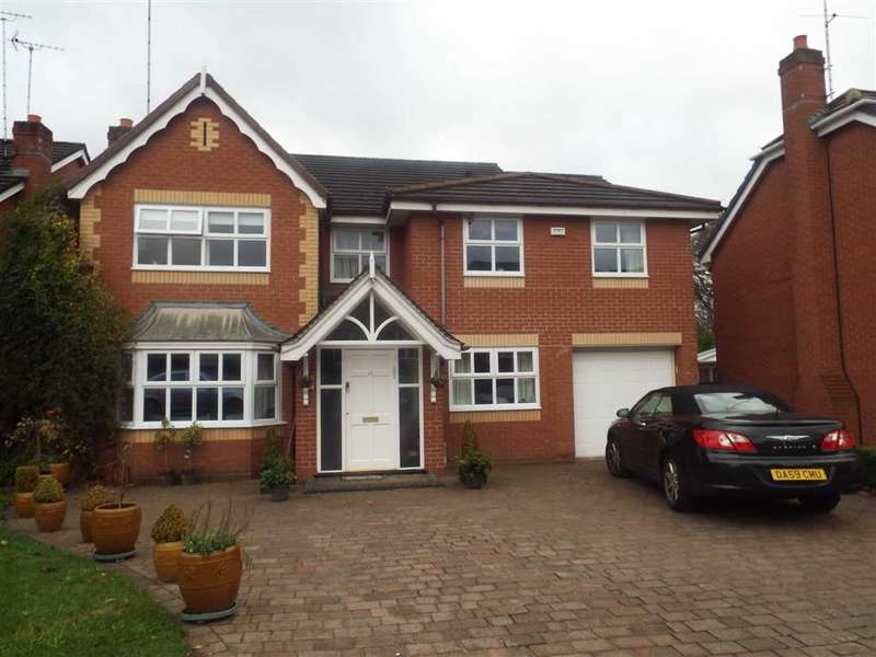 5 Bedrooms Property for sale in Woodthorpe Grange, Prestwich