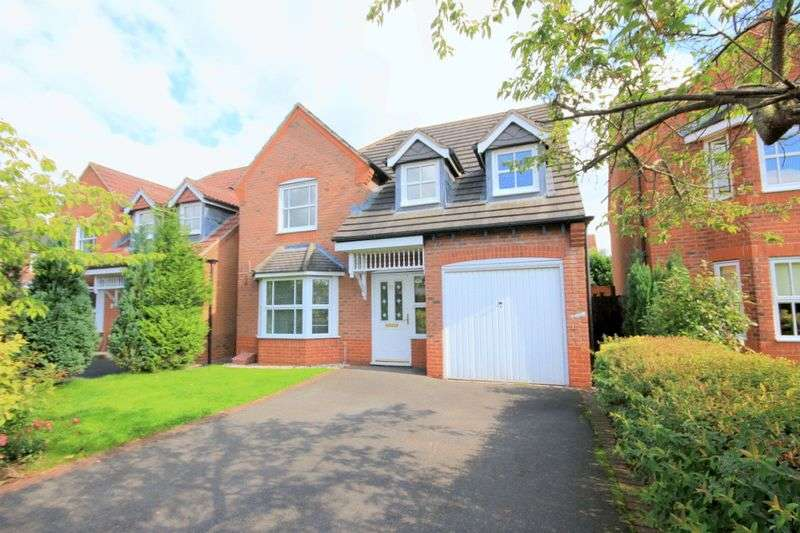 4 Bedrooms Detached House for sale in Navigation Loop, Stone
