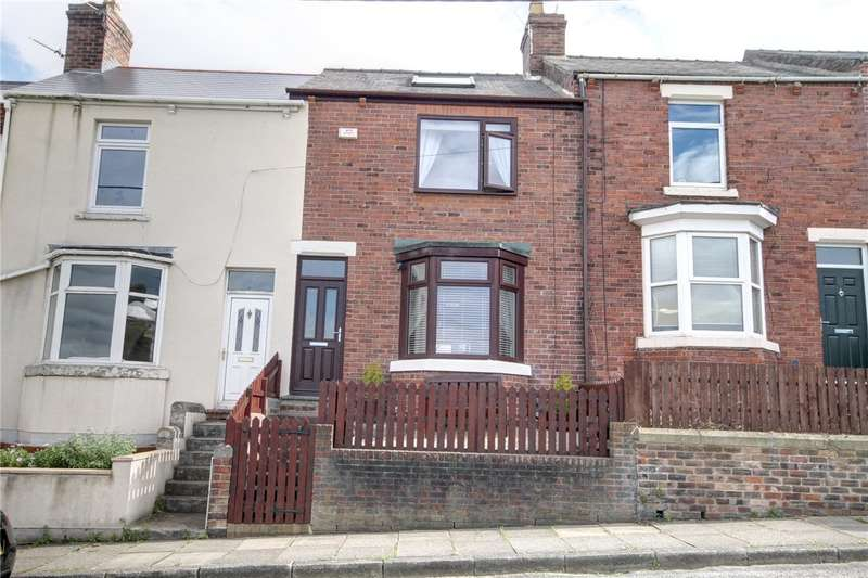 2 Bedrooms Terraced House for sale in Benville Terrace, New Brancepeth, Co Duham, DH7