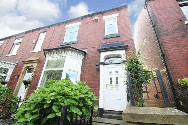 4 Bedrooms Terraced House for sale in Bury Road, Bamford, Rochdale OL11 4BB