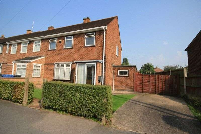 3 Bedrooms House for sale in CANTERBURY STREET, CHADDESDEN