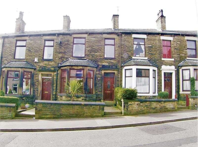 3 Bedrooms Terraced House for sale in Rooley Moor Road, Rochdale