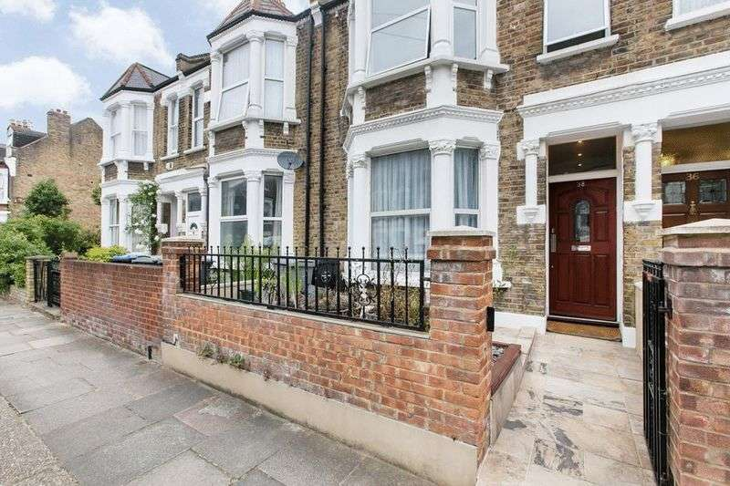 3 Bedrooms Property for sale in Pember Road, Kensal Green London NW10