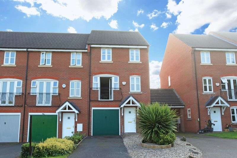 4 Bedrooms Terraced House for sale in The Saplings, Madeley