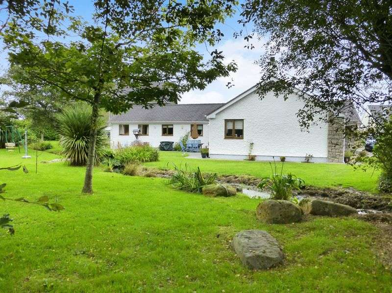3 Bedrooms Detached Bungalow for sale in Caerhun