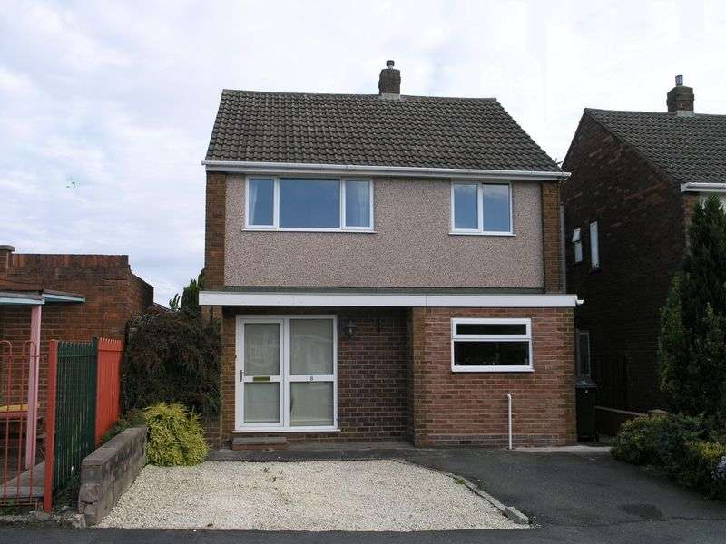 3 Bedrooms Detached House for sale in Ward Street, Coseley