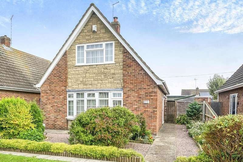 3 Bedrooms Detached House for sale in Elter Walk, Gunthorpe, Peterborough, PE4
