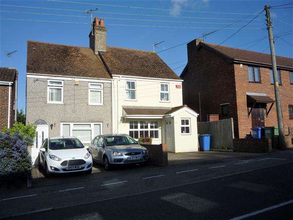 3 Bedrooms Semi Detached House for sale in Barton Hill Drive, Minster On Sea, Sheerness