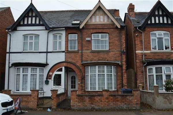 4 Bedrooms Semi Detached House for sale in Waterloo Road, Yardley, Birmingham