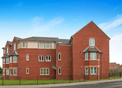 2 Bedrooms Flat for sale in Edgefield, Newcastle Upon Tyne, Tyne and Wear, NE27