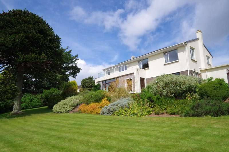 4 Bedrooms Detached House for sale in Little Beacon, 6 Middle Leigh, Newton Ferrers, Plymouth