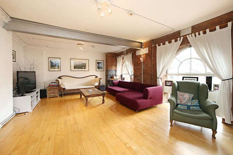 4 Bedrooms Flat for sale in Morris Road, London, E14