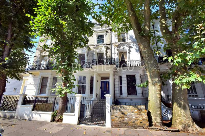 3 Bedrooms House for sale in Sutherland Avenue, Maida Vale, London, W9