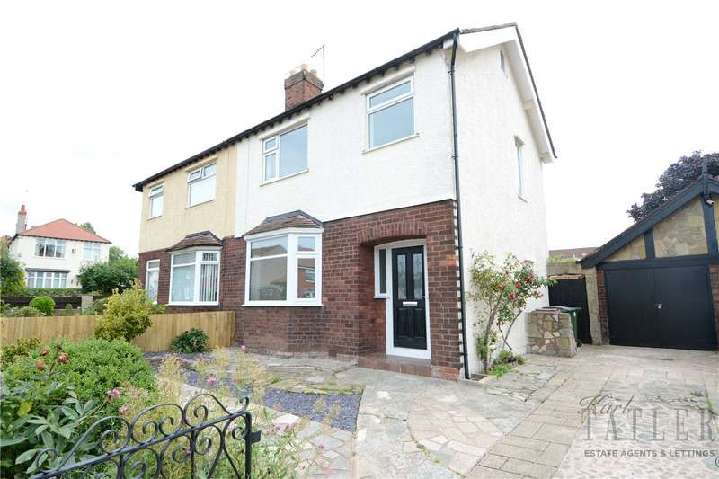 3 Bedrooms Semi Detached House for sale in Douglas Drive, Moreton, Wirral