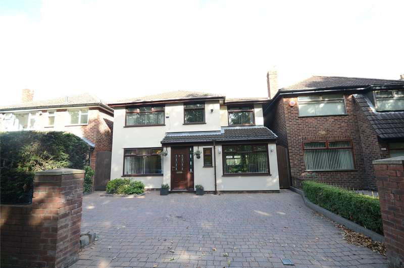 4 Bedrooms Detached House for sale in Speke Road, Woolton, Liverpool, L25