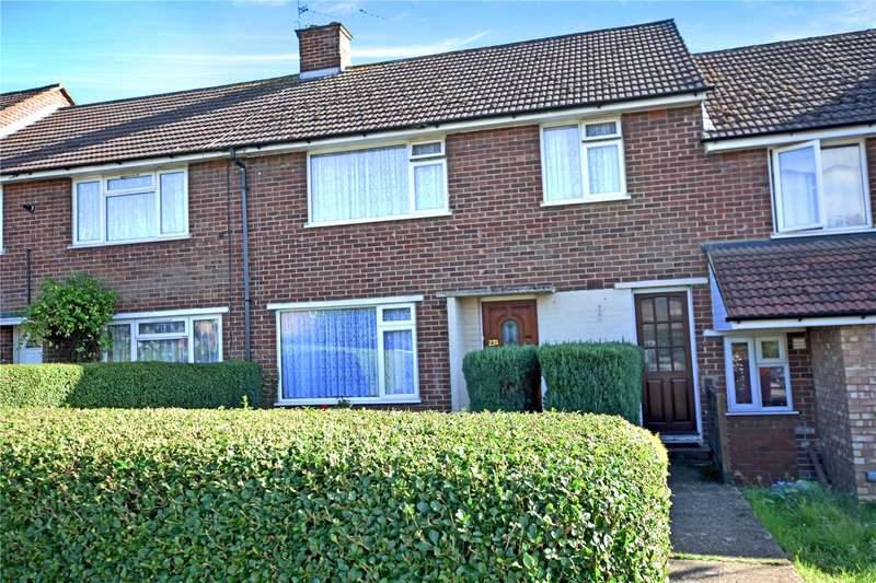 3 Bedrooms Terraced House for sale in Southcote Lane, Reading, Berkshire, RG30
