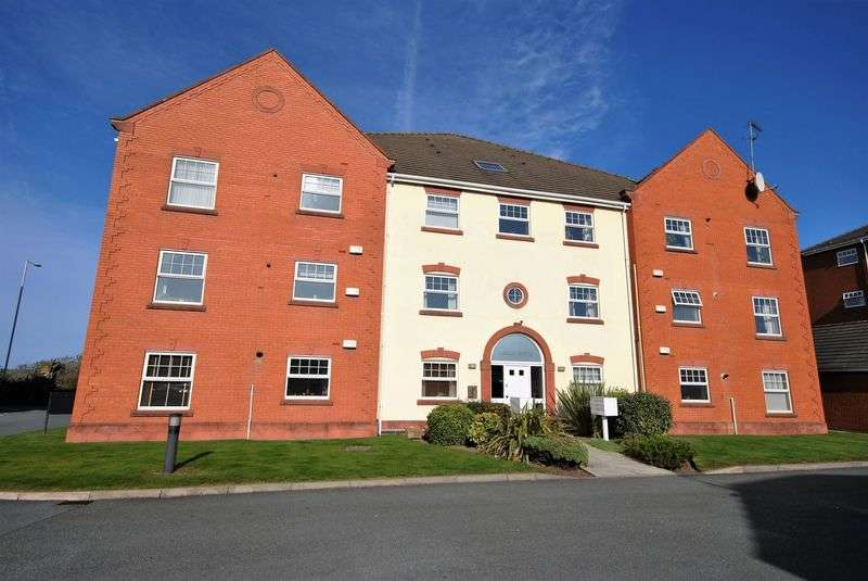 2 Bedrooms Flat for sale in Lagan House, Leasowe Road
