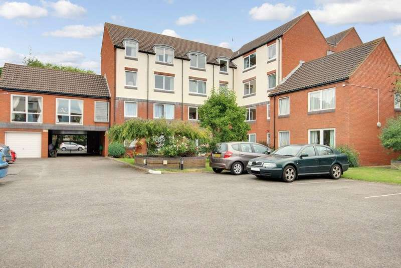 1 Bedroom Retirement Property for sale in Homerose House, Southsea, PO5 1DU