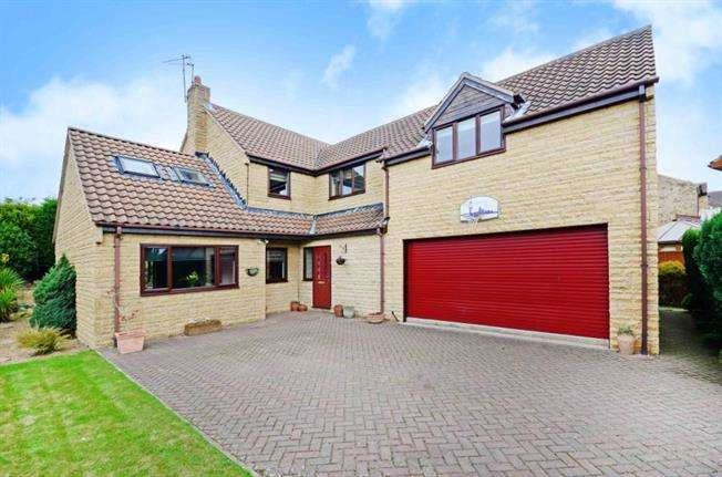 4 Bedrooms Detached House for sale in Pinchfield Court, South Yorkshire, S66 1FE
