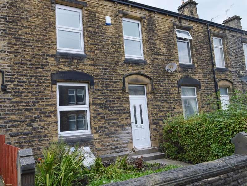 3 Bedrooms Terraced House for sale in Moor End Road, Huddersfield, HD4 5HF