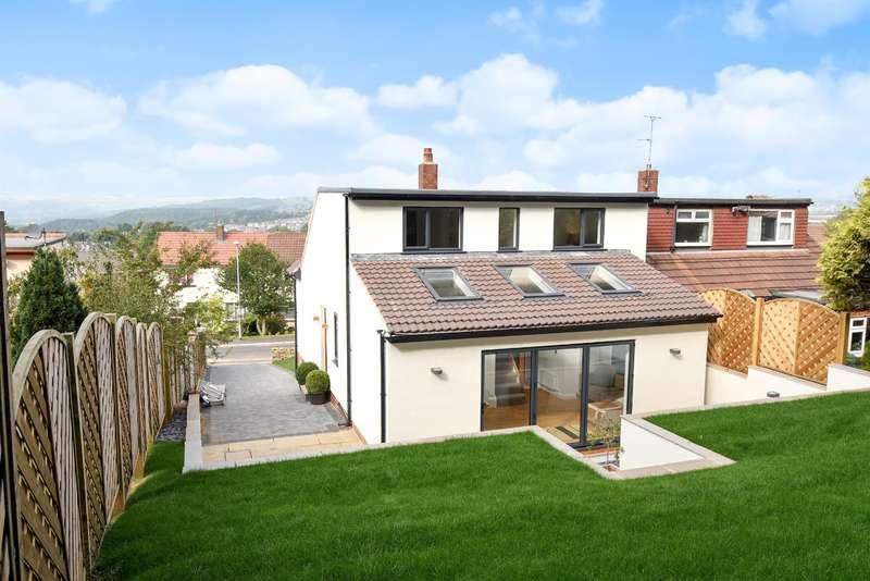 3 Bedrooms Semi Detached House for sale in Greenacre Park, Rawdon, Leeds, LS19 6AR