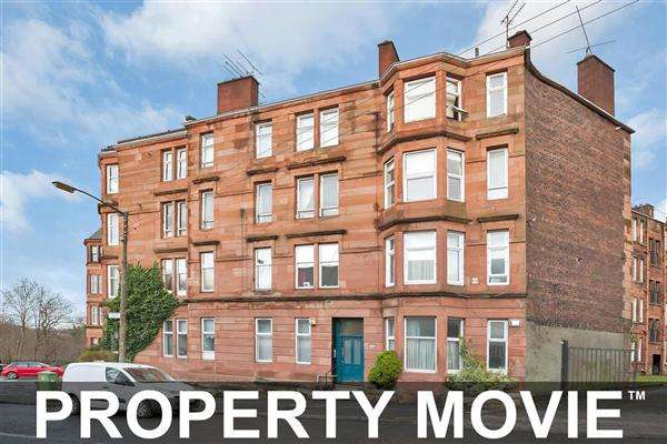 1 Bedroom Flat for sale in 2/1, 120 Shakespeare Street, North Kelvinside, Glasgow, G20 8LF