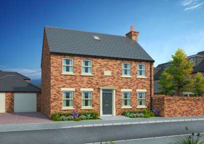 4 Bedrooms House for sale in Papplewick Farm, Off Moor Road, Hucknall