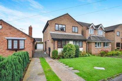 3 Bedrooms Detached House for sale in Ivy Grove, Kirkby-In-Ashfield, Nottingham, Nottinghamshire