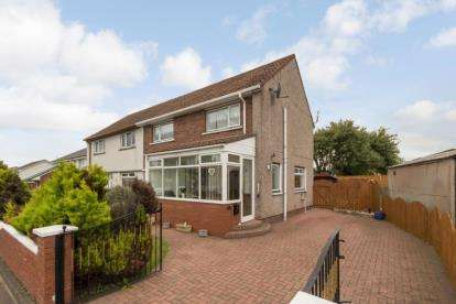 3 Bedrooms Semi Detached House for sale in Sloan Street, Ayr
