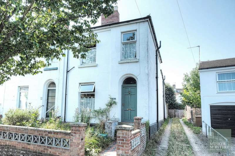 4 Bedrooms End Of Terrace House for sale in St Philips Road, Norwich