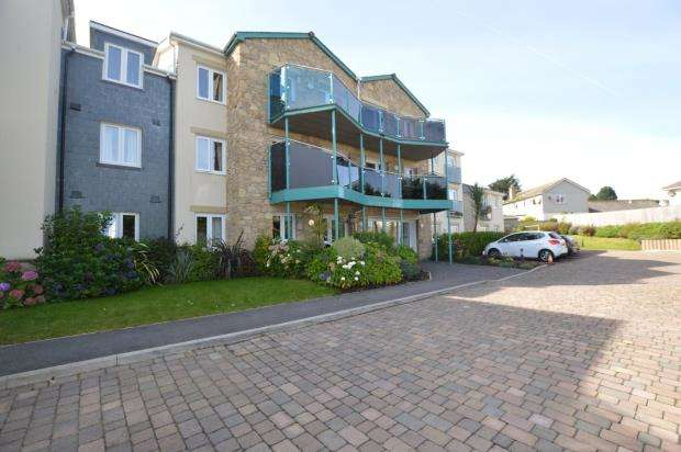 2 Bedrooms Flat for sale in San Lorenzo Court, Hecla Drive, Carbis Bay, St Ives