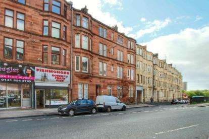 1 Bedroom Flat for sale in Cumbernauld Road, Dennistoun, Glasgow