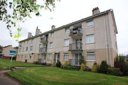 2 Bedrooms Flat for sale in Somerville Lane, East Kilbride, Glasgow, South Lanarkshire