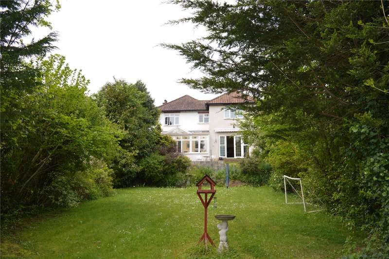 5 Bedrooms Detached House for sale in The Ridge, West Coulsdon