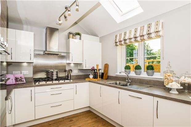 4 Bedrooms Detached House for sale in The Avon - Princess Way, Badminton Road, Downend, BRISTOL, BS16 6NU