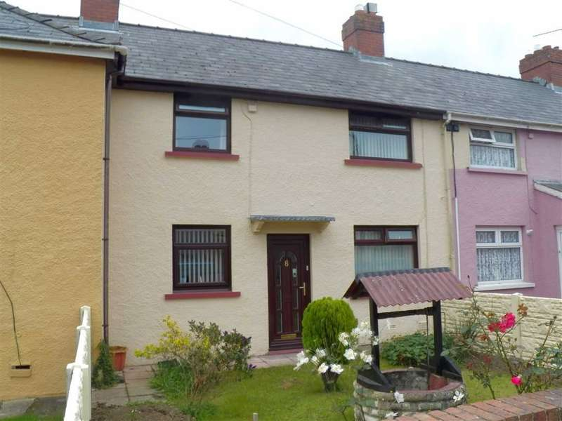 3 Bedrooms Property for sale in Cromie Avenue, Haverfordwest