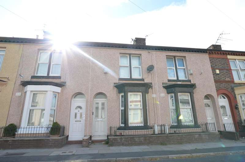 2 Bedrooms Terraced House for sale in Moore Street, Bootle, Merseyside, L20