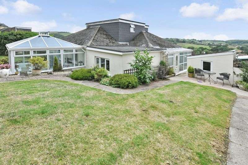 4 Bedrooms Detached Bungalow for sale in Kingskerswell