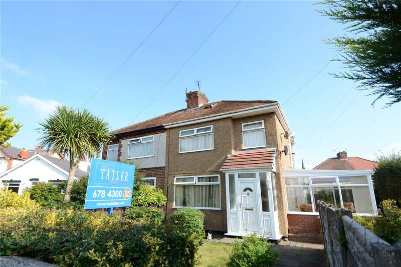 3 Bedrooms Semi Detached House for sale in Rosslyn Drive, Moreton, Wirral
