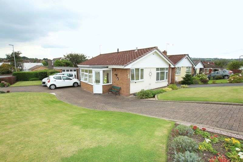 2 Bedrooms Detached Bungalow for sale in Dart Close, Biddulph